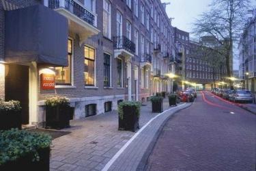 Hotel Vondel: Esterno AMSTERDAM