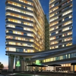 Hotel Holiday Inn Amsterdam Arena Towers