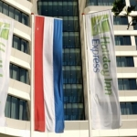 Hotel Holiday Inn Express Amsterdam Arena Towers