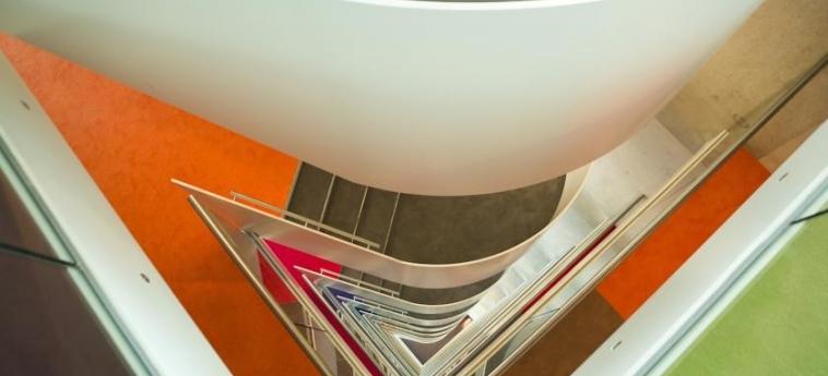 Hotel Room Mate Aitana: Escalinata AMSTERDAM