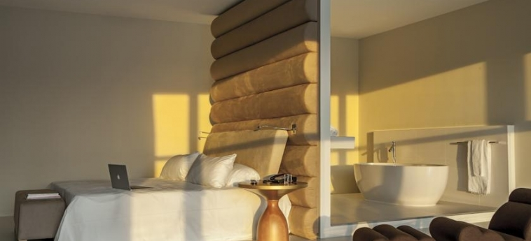 Hotel Room Mate Aitana: Camera Matrimoniale/Doppia AMSTERDAM
