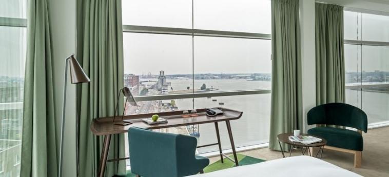 Hotel Room Mate Aitana: Vista AMSTERDAM
