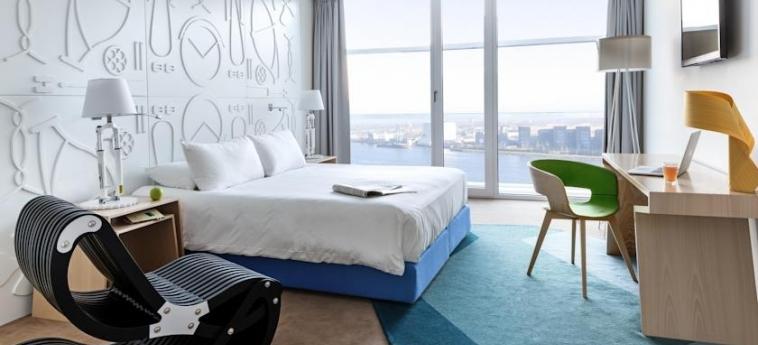 Hotel Room Mate Aitana: Doppelzimmer AMSTERDAM