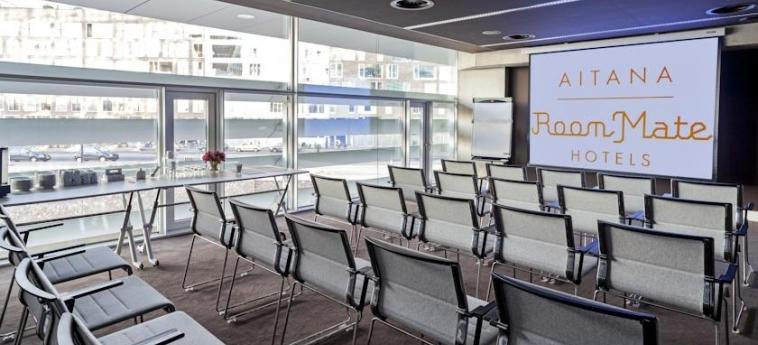 Hotel Room Mate Aitana: Konferenzsaal AMSTERDAM