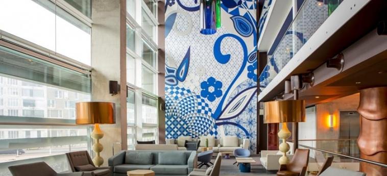 Hotel Room Mate Aitana: Lobby AMSTERDAM