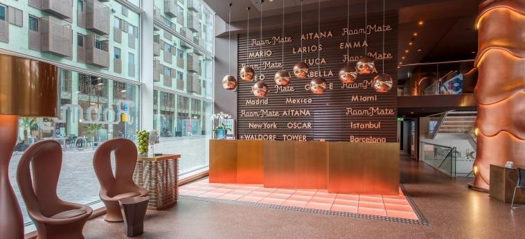 Hotel Room Mate Aitana: Reception AMSTERDAM