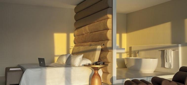Hotel Room Mate Aitana: Schlafzimmer AMSTERDAM