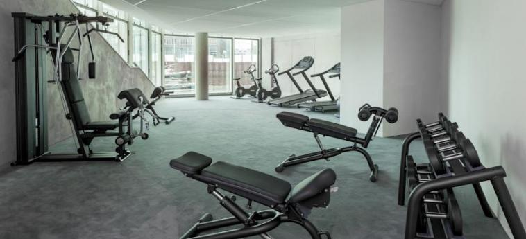 Hotel Room Mate Aitana: Gym AMSTERDAM