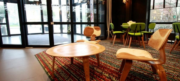Xo Hotels Couture: Hall AMSTERDAM