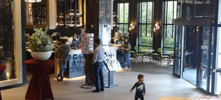 Xo Hotels Couture: Reception AMSTERDAM