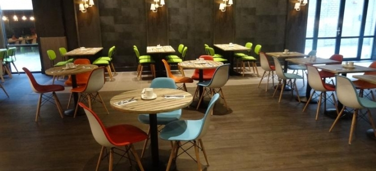 Xo Hotels Couture: Restaurant AMSTERDAM