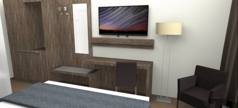 Ozo Hotel: Budget Room AMSTERDAM