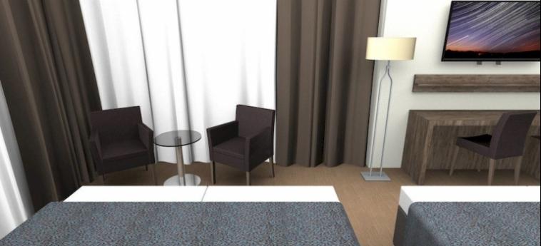 Ozo Hotel: Habitaciòn Doble AMSTERDAM
