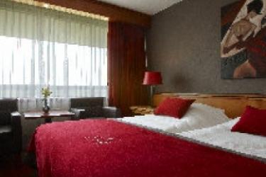 Van Der Valk Hotel Volendam: Schlafzimmer AMSTERDAM