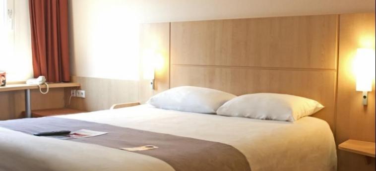 Hotel Ibis Amsterdam Centre Stopera: Schlafzimmer AMSTERDAM