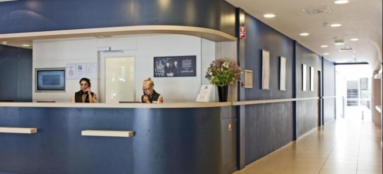 Hotel Ibis Amsterdam Centre Stopera: Reception AMSTERDAM