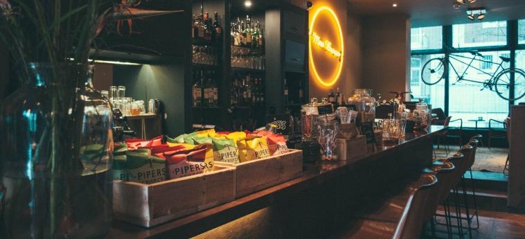 Hotel Max Brown Museum Square: Bar AMSTERDAM