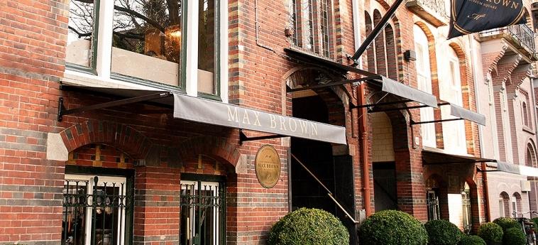 Hotel Max Brown Museum Square: Exterior AMSTERDAM