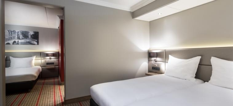 Hotel Ramada Amsterdam Airport Schiphol: Habitaciòn Familia AMSTERDAM