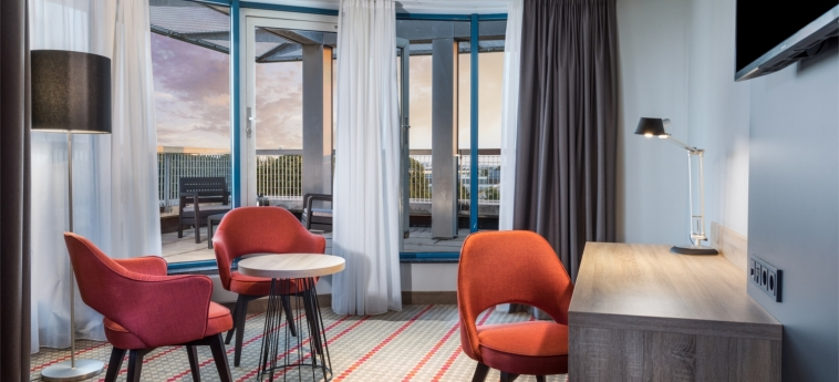 Hotel Ramada Amsterdam Airport Schiphol: Interior del hotel AMSTERDAM