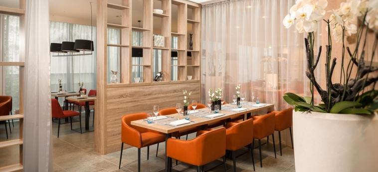 Hotel Ramada Amsterdam Airport Schiphol: Restaurante AMSTERDAM