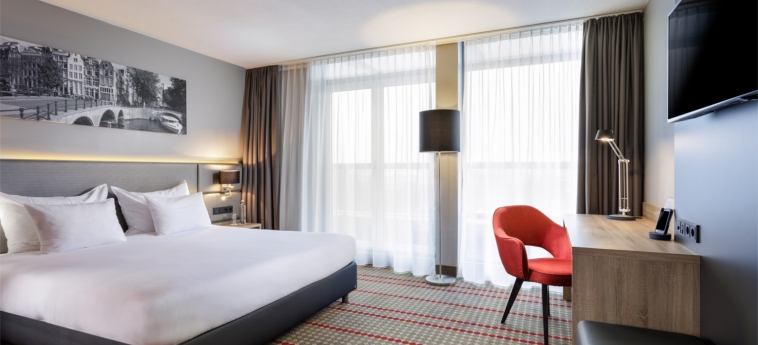 Hotel Ramada Amsterdam Airport Schiphol: Chambre de Luxe AMSTERDAM