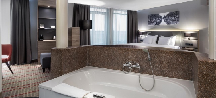 Hotel Ramada Amsterdam Airport Schiphol: Salon AMSTERDAM