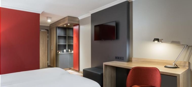 Hotel Ramada Amsterdam Airport Schiphol: Doppelzimmer  AMSTERDAM