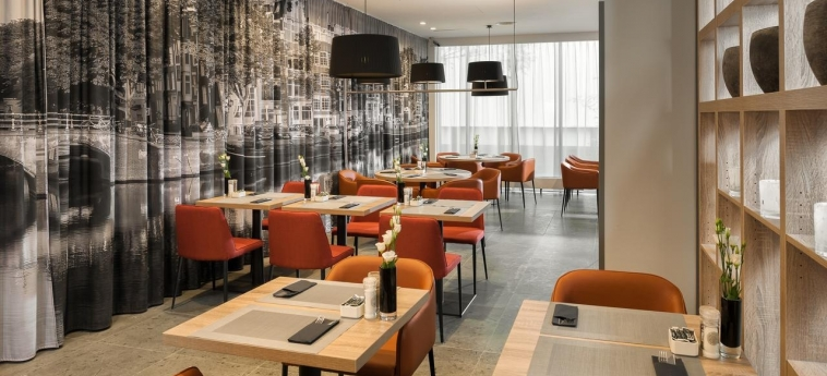 Hotel Ramada Amsterdam Airport Schiphol: Hall AMSTERDAM