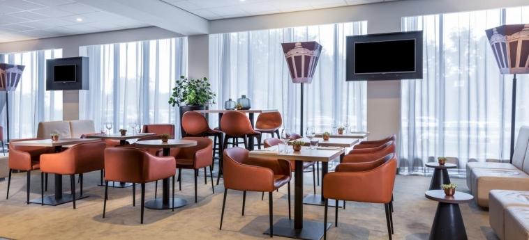 Hotel Ramada Amsterdam Airport Schiphol: Hotelhalle AMSTERDAM