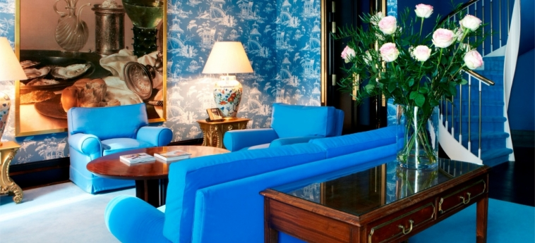 Hotel De L'europe Amsterdam: Dettagli Strutturali AMSTERDAM