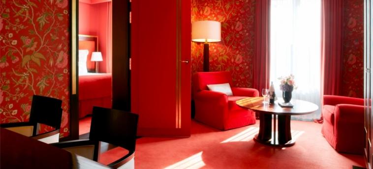 Hotel De L'europe Amsterdam: Habitaciòn Suite AMSTERDAM