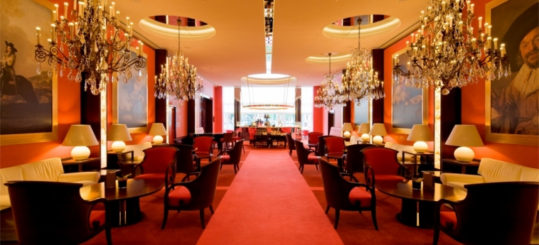 Hotel De L'europe Amsterdam: Lobby AMSTERDAM