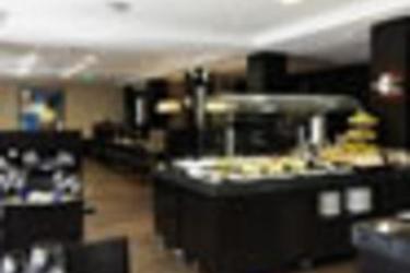 Hotel Nh Amsterdam Schiphol Airport: Restaurant AMSTERDAM