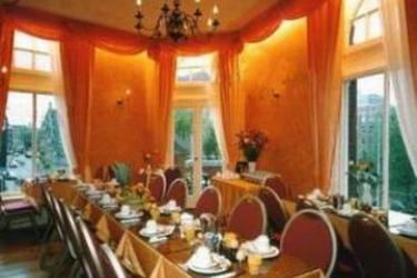 Hotel Nadia: Restaurant AMSTERDAM