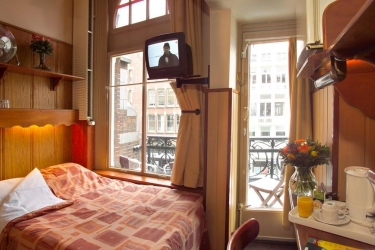 Hotel Nadia: Schlafzimmer AMSTERDAM
