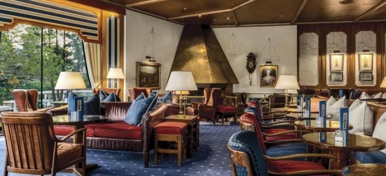 Hotel Hilton Amsterdam: Interior AMSTERDAM