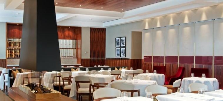 Hotel Hilton Amsterdam: Restaurante AMSTERDAM