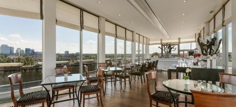Hotel Hilton Amsterdam: Dettagli Strutturali AMSTERDAM