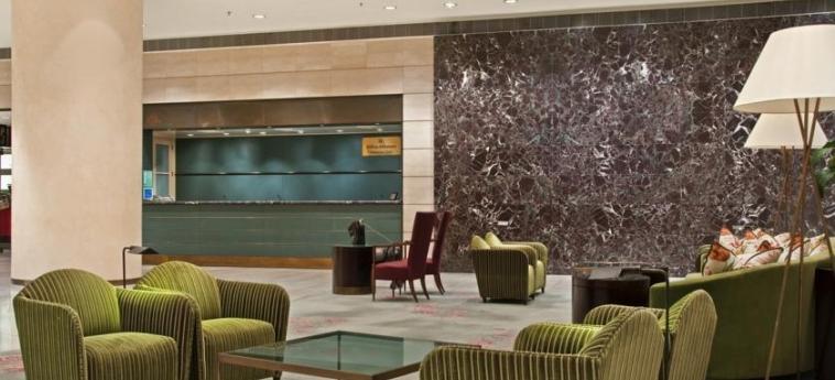 Hotel Hilton Amsterdam: Lounge AMSTERDAM