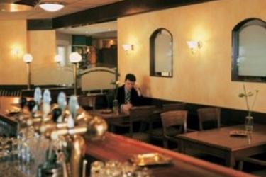 Hotel Nh Naarden: Bar AMSTERDAM