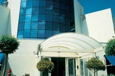 Hotel Nh Naarden: Entrée AMSTERDAM