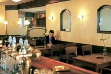 Hotel Nh Naarden: Lounge Bar AMSTERDAM