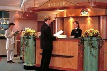 Hotel Nh Naarden: Réception AMSTERDAM