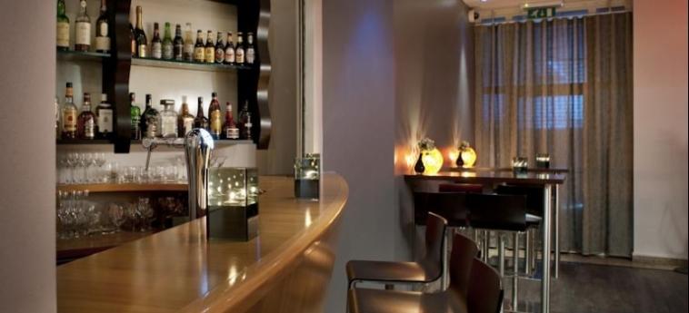 Inntel Hotels Amsterdam Centre: Bar Interno AMSTERDAM