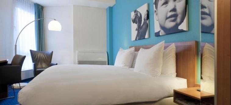 Inntel Hotels Amsterdam Centre: Camera Matrimoniale/Doppia AMSTERDAM