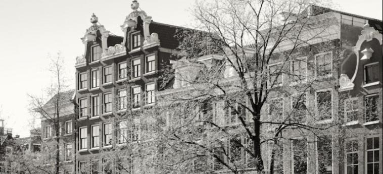 Inntel Hotels Amsterdam Centre: Facciata AMSTERDAM