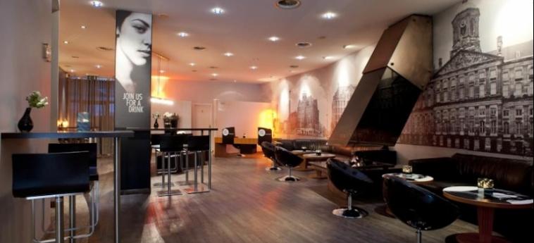 Inntel Hotels Amsterdam Centre: Interno AMSTERDAM