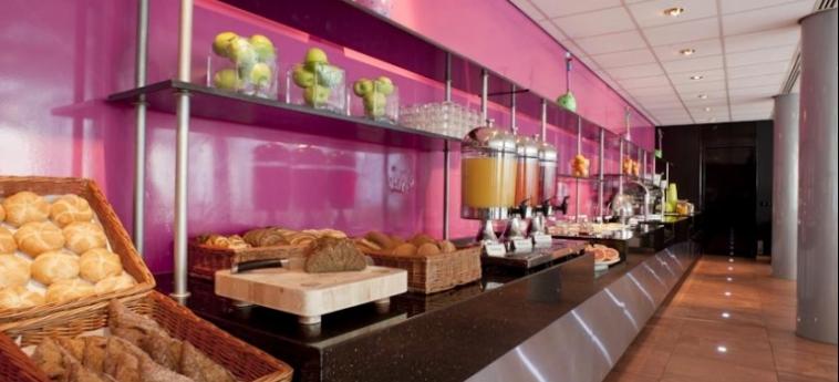 Inntel Hotels Amsterdam Centre: Sala Colazione AMSTERDAM