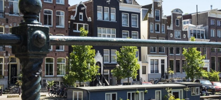 Max Brown Hotel Canal District: Esterno AMSTERDAM
